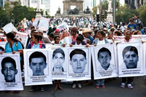 German weapons and the Ayotzinapa case